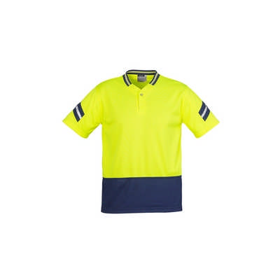 Mens Hi Vis Astro Polo (ZH245_SYZM)