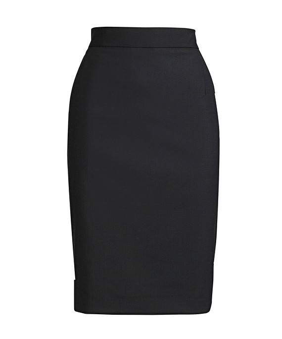 Van Heusen Pencil Skirt (VCSWW08_VH)