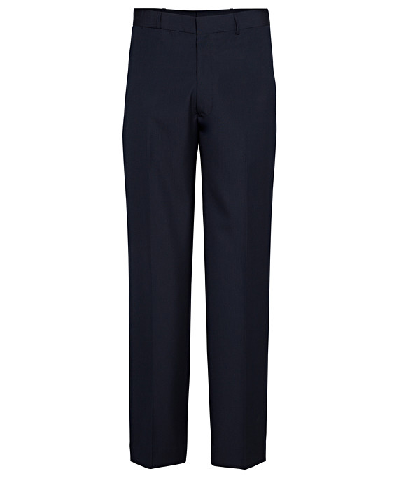 Van Heusen Flat Front Trousers (VCTM337F _VH)