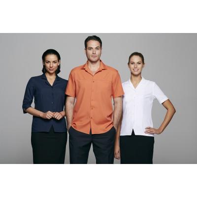 Ladies Springfield Functional 3/4 Sleeve Shirt