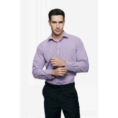 Men`s Toorak Check Long Sleeve Shirt