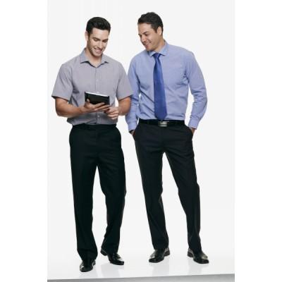 Men`s Toorak Check Short Sleeve Shirt