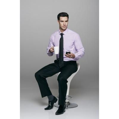 Men`s Belair MiTong Stripe Long Sleeve Shirt