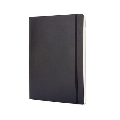 Moleskine X-Large Classic Soft Cover Notebook (G15681_BIC)