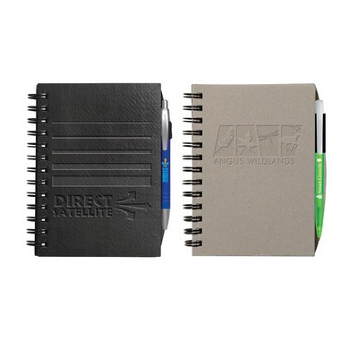 BIC Notebook Chipboard Cover (G4011_BIC)