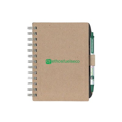 BIC Ecolutions Chipboard Cover Notebook (G4013_BIC)