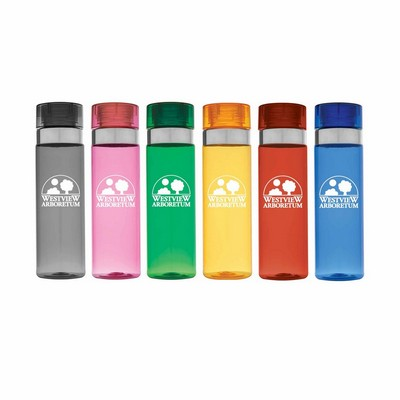 Sport Bottle with Metallic Ring - 740mL