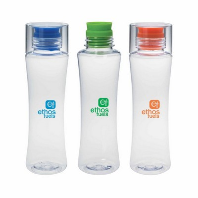 Coloured Spout Bottle - 470mL