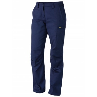 Womens Industrial Engineered Drill Pant BPL6021_BSY