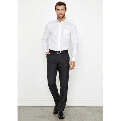 Mens Classic Flat Front Pant (BS29210_BIZ)