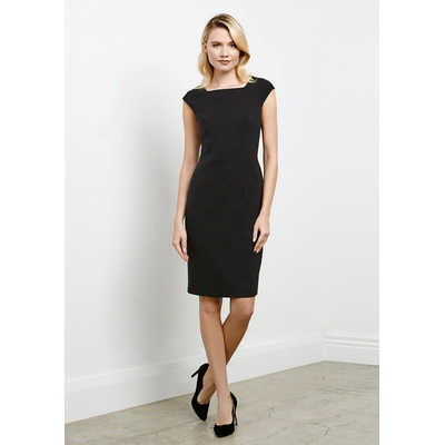 Ladies Audrey Dress (BS730L_BIZ)