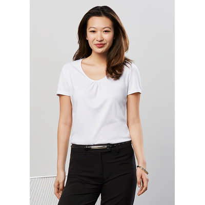 Chic Ladies Top (K315LS_BIZ)