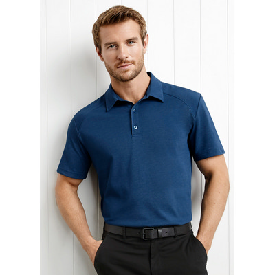 Byron Mens Polo (P011MS_BIZ)