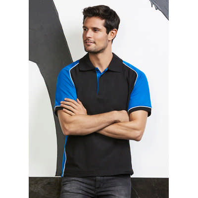 Mens Nitro Polo (P10112_BIZ)