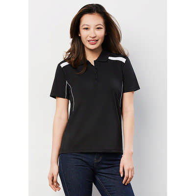 Ladies United Short Sleeve Polo Shirt (P244LS_BIZ)