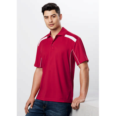 Mens United Short Sleeve Polo Shirt (P244MS_BIZ)