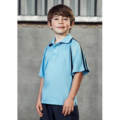 Kids Flash Polo (P3010B_BIZ)