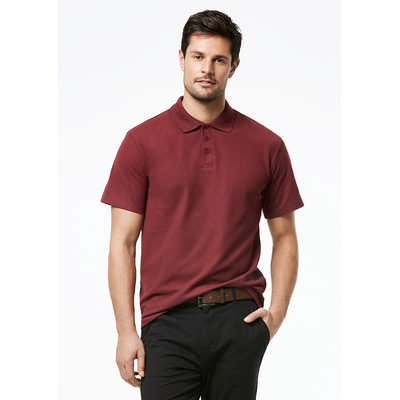 Mens Crew Polo Shirt (P400MS_BIZ)