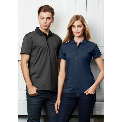 Ladies Shadow Polo Shirt (P501LS_BIZ)