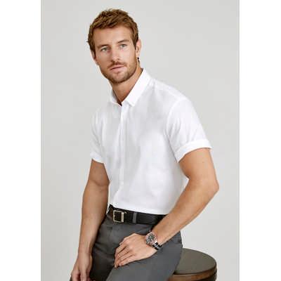 Camden Mens Short Sleeve Shirt (S016MS_BIZ)