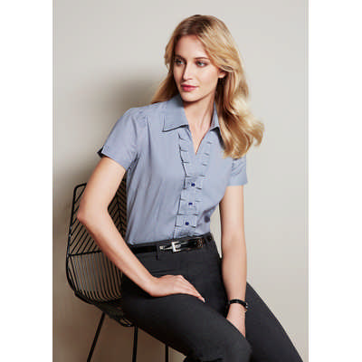 Edge Ladies SS Shirt (S267LS_BIZ)