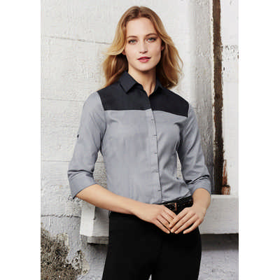 Havana Ladies S Shirt (S503LT_BIZ)