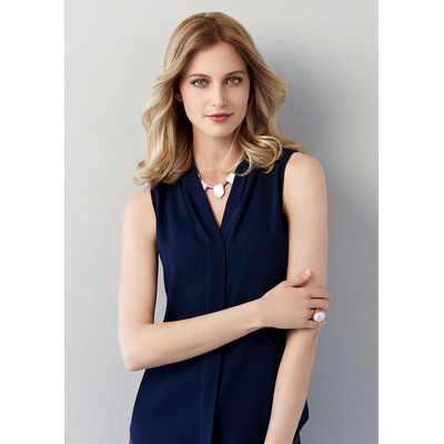 Madison Ladies Sleeveless Blouse (S627LN_BIZ)