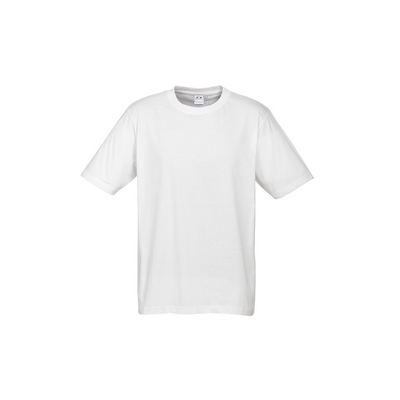 Ice Mens Tee - White only (T10012W_BIZ)