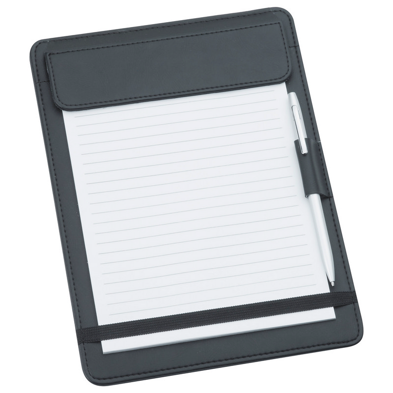 A5 Leather Look Jotter 9164_BMV