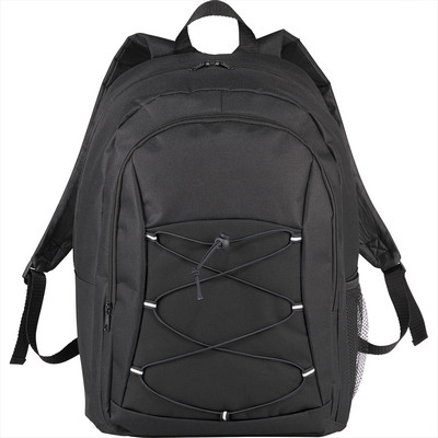 Adventurer 17 inch Computer Backpack - (printed with 1 colour(s)) SM-7178_BUL
