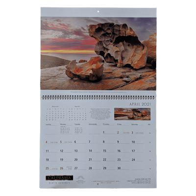 Large Booklet Calendar