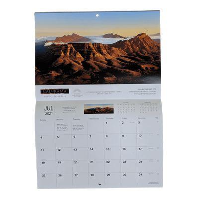 Small Booklet Calendar (BS_CALO)