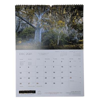 Portrait Wall Calendar
