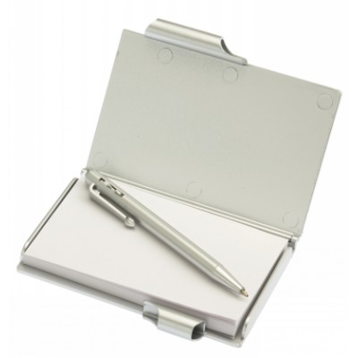 Sleek Notebook & Pen (31.028_LGF)