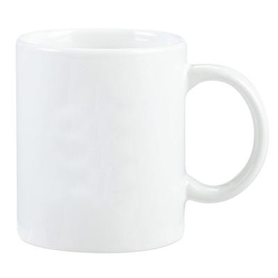 Colonial Ceramic Stoneware Mugs -  White (400120WH_MAR)
