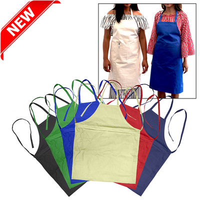 Jacky`S Cotton Apron (AP001_DEX)
