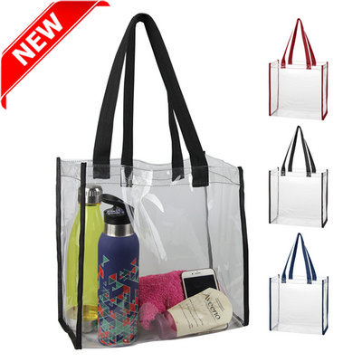 Clear Tote Bag (CTB001_DEX)