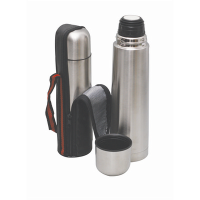 Bullet Flask Silver 500Ml (FK002_DEX)