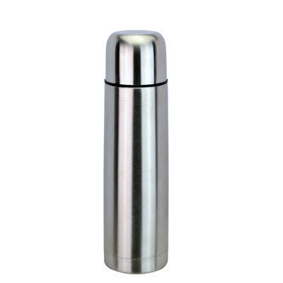 Bullet Flask Silver 500Ml (FK002-500_DEX)