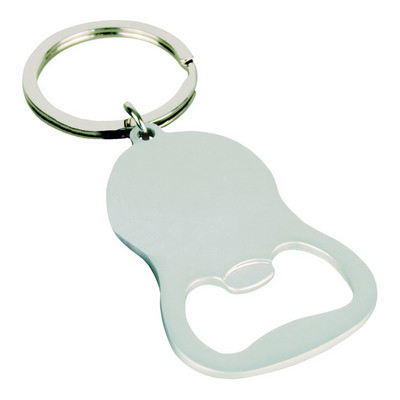 Cheers Round Bottle Opener Key Ring (KRB009_DEX)