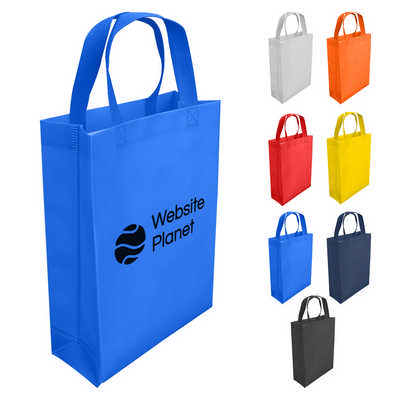 Laminated Non Woven Trade Show Bag (LNWB007_DEX)