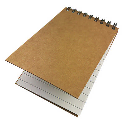 Spiral Notebook (NB004_DEX)