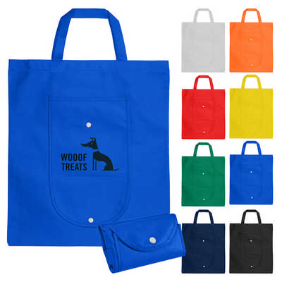 Non Woven Foldable Shopping Bag (NWB011_DEX)