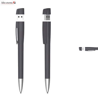 Usb Pen 8 Gb Softgrip (TURNUS002_DEX)