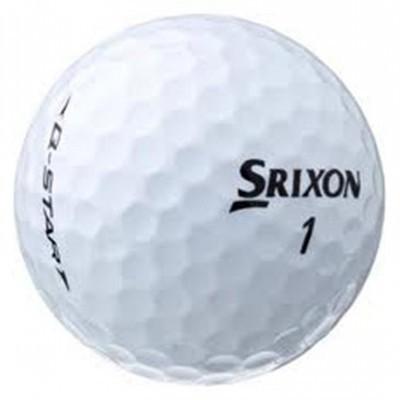 Srixon Q Star - 3 ball sleeves - Golf Balls (125CGB-S12-QS-3)