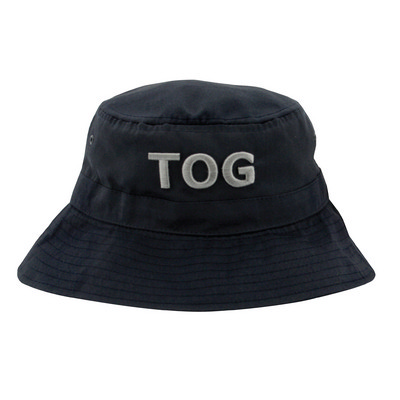 Polyviscose Bucket Hat (AH690_GRACE)