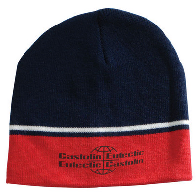 Two-Tone Beanie (AH740_GRACE)