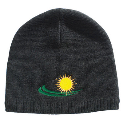Acrylic Polar Fleece Beanie (AH744_GRACE)