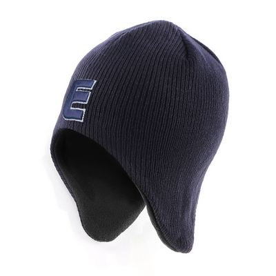 Acrylic Polar Fleece Beanie with Ear Flap (AH750_GRACE)