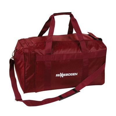 Nylon Sports Bag (BE1050_GRACE)